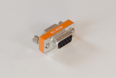 Gender Changer & Null Modem Mini Connector