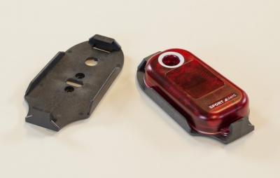 Plastic Holder for BS8 Station (Standard)