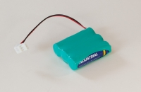 Battery pack for BS3/4/6 station
